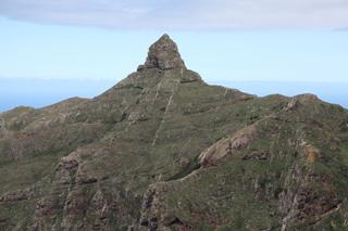Горный массив Анага, Тенерифе