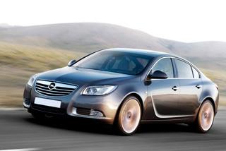 Комфортабельный легковой автомобиль бизнес-класса Opel Insignia