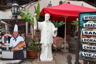 Ресторан Эль Монастерио (El Monasterio), Тенерифе