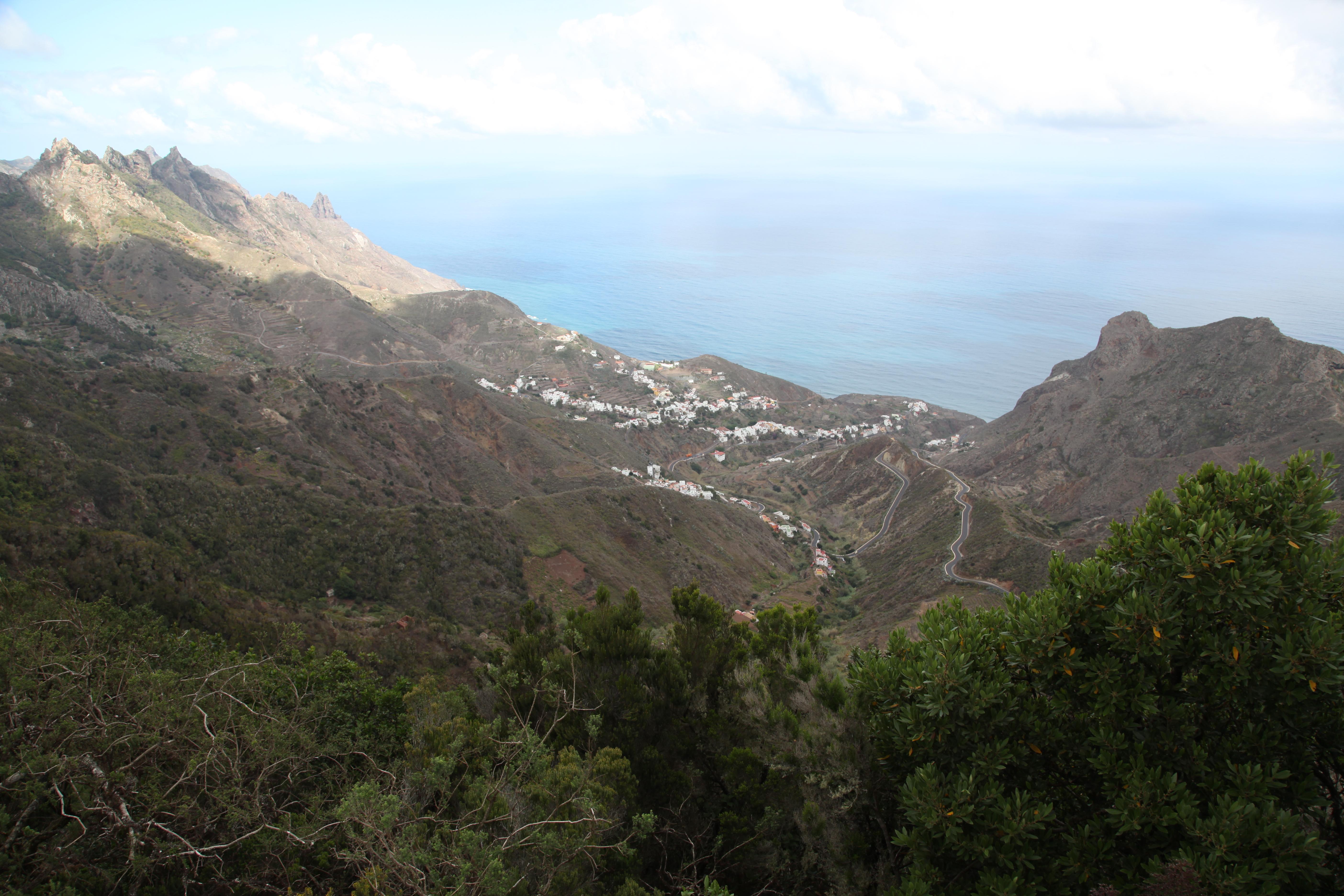 Таганана (Taganana), Тенерифе